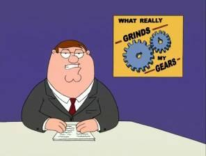 family guy the movie - what really grinds my gears