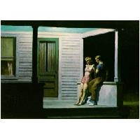 Hopper / Summer Evening 1947