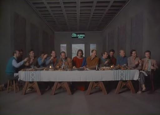 Northern Exposure / Chris Last Supper